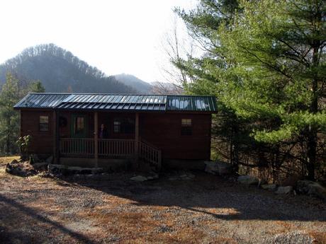 Knob Cabin